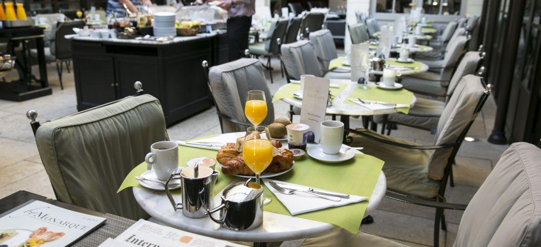 Brasserie La Cour